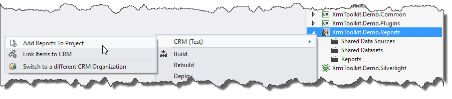 Modifying SSRS and FetchXML Reports